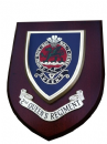 2nd Bn Queens Regiment Military Wall Plaque